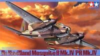 Tamiya 61066 1/48 Scale Aircraft Model Kit RAF de Havilland Mosquito B/PR Mk.IV