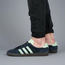 official photos a499f a89d0 adidas Padiham Spezial SPZL Navy Jade Mint Green GUM Brown AC7747 Men's 9  Shoes
