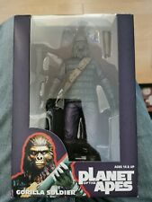 Planet Of The Apes Gorilla Soldier 6 Inch Action Figure Neca Brand New Sealed