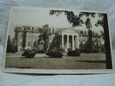 FREDERICK MD Maryland Hood College  Corlentz Hall 1943 Postcard