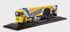 "1:87 HERPA 120616 MB Actros LH box semitrailer ""Henglein"" PC COLLECTIBLE MODEL"