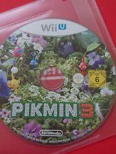 Pikmin 3 (Nintendo Wii U, 2013) *Disc Only* PAL