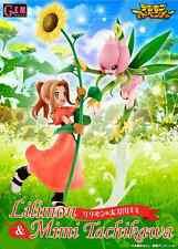 MegaHouse G.E.M. Digimon Adventure Tamers Lilimon & Tachikawa Mimi Figure FM3615