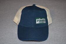 "WSP - ""Colorado"" Panic Licence Plate  - on Hemp Navy Trucker Hat  Free Shipping"