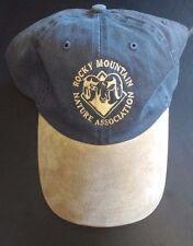 RMNP Rocky Mountain Nature Conservancy Association Hat Estes Park Member NEW 2d2daa4f149a