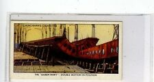 (Jc7255-100)  CHURCHMANS,THE QUEEN MARY,DOUBLE BOTTOM IN POSITION,1936,#3