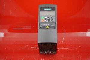 Siemens Micromaster 420 6SE6420-2UD21-1AA1  Frequenzumrichter
