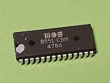 Commodore plus 4/Animal/Apple ACIA Chip MOS 8551 CBM * testé et de travail * #2
