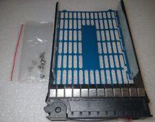 """HP Proliant DL180 DL380 DL160 3.5"""" SAS SATA Tray G6 / G7 Caddy with 4 screws"""