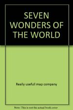 SEVEN WONDERS OF THE WORLD,Really usefull map company