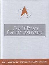Star Trek Next Generation Complete 2n 0097361569048 With Patrick Stewart DVD