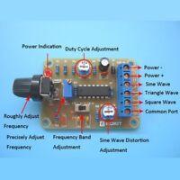 SGE-8 8038 Function Signal Generator Module DIY Kit DC 12V 50Hz-7KHz 9mA
