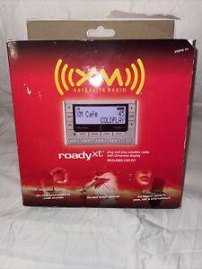 Delphi XM Satellite Radio Roady XT SA10276 With Car Kit ~ New Free SnH