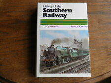More details for history of the southern railway- revised 1988 second edition