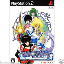 Used PS2 Tales of Destiny SONY PLAYSTATION JAPAN IMPORT