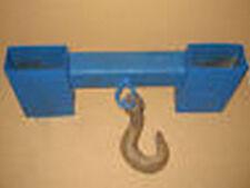 großer Stapler Lasthaken für Gabelstapler Kranhagen  für Staplergabeln max 11x5