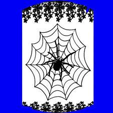 ART DECAL STICKERS WATER SLIDE  FULL NAIL SALON KIT WRAP SET Spider Web Schempp