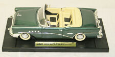 1955 Buick Century Convertible Model Die Cast Car by Solido