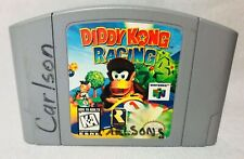 Donkey Kong Racing N64 Nintendo 64 Genuine Authentic FREE SHIP !!