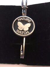 """Reloj de la naturaleza E103 Bufanda, broche y Kilt Pin estaño 3"""" 7.5 Cm"""
