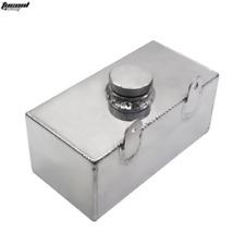 2 Litre Windscreen Washer Bottle Tank Aluminium Alloy Polished Intercooler Spray