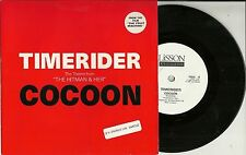 "Timerider - Cocoon (1988) UK 7"" + PROMO Str  Lisson Records DOLE 8"