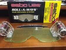 SCOTT HUSTLE CLEAR COMPLETE ROLL OFF KIT/ FILM ADVANCE SYSTEM by SABO #S7289