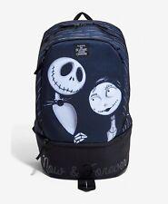 Disney The Nightmare Before Christmas Backpack Bag Jack Sally Bioworld NEW
