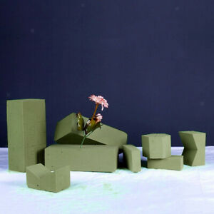 Flower Mud Sponge Bricks Blocks Fresh Flowers From Arranging