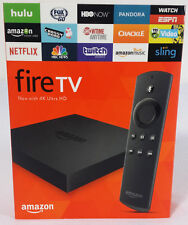 Brand New Factory Sealed AMAZON FIRE TV (LATEST VERSION) 4K Ultra HD