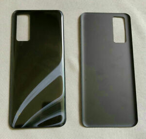 For ZTE Axon 20 4G Black Glass Back Cover Battery Door Housing Replacement
