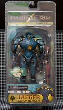 Pacific Rim Jaeger Gipsy Danger Hong Kong Brawl PVC Action figure NECA