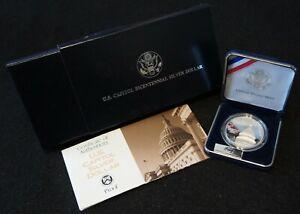 1994S U.S. Mint Capitol SILVER Proof Dollar in Original Mint Packaging!