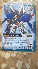 Gundam War CCG Lot of 5 cards