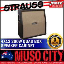 Performance Strauss Guitar Amplifiers