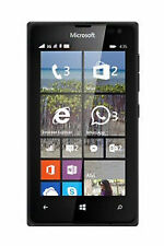 Microsoft Lumia 435 Dual Sim - 8GB -Black Smartphone Brand New Unlocked Black