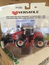 ERTL 1:64 Versatile 450 4WD Tractor   w/  Front Blade.     ON SALE!