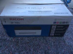 Ricoh SP 150w Printer Laser Printer