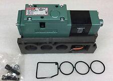 Numatics 252Sa415K000030 Solenoid Valve 1/4 Npt 120V 150 Psig New Condition