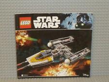 LEGO® Star Wars Bauanleitung 75172 Y-Wing Starfighter instruction B1415