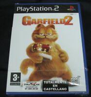 GARFIELD 2 PS2 PRECINTADO NUEVO