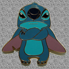 Stitch Angry Pin - Disney Auctions LE 500