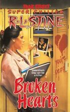Broken Hearts (Fear Street Super Chillers, No. 4) by R. L. Stine