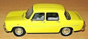 RENAULT 8 - Car Model 1/43 scale VGC