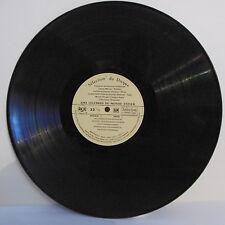 """33T AIRS CELEBRES Disque LP 12"""" C. VARSOVIE LAURA MOULIN ROUGE EXODUS - RCA SRD"""