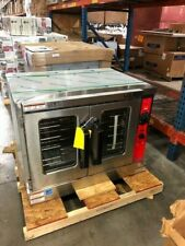 1520 Vulcan Vc5gd Single Full Size Liquid Propane Gas Convection Oven