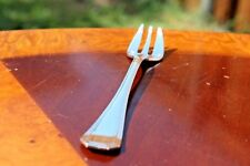 Christofle America Silver Plated Oyster Fork