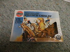 Airfix 1/72 Waterloo French Cavalry brown figures 1986 issue box