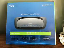Cisco Linksys Wireless N Home Router WRT120N  Free Shipping