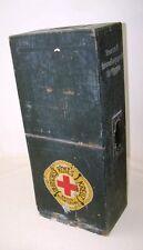 altes Sauerstoff Behandlungsgerät WK II Marine Wasserrettung WRD Draeger 1939